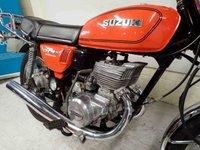 USED 2014 SUZUKI GT 185