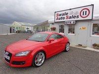 USED 2007 07 AUDI TT 3.2 QUATTRO 3d 250 BHP £37 PER WEEK, NO DEPOSIT - SEE FINANCE LINK