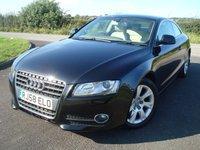 2008 AUDI A5 2.0 TFSI 3d 208 BHP £3995.00