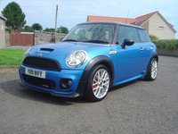 USED 2011 11 MINI JOHN COOPER WORKS 1.6 TURBO JOHN COOPER WORKS EDITION