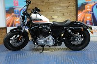 2018 HARLEY-DAVIDSON SPORTSTER XL1200XS FORTY-EIGHT SPECIAL - 1 Owner £7995.00