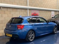 USED 2012 62 BMW 1 SERIES 3.0 M135i Sports Hatch 5dr Petrol Manual (188 g/km, 320 bhp) +FULL SERVICE+WARRANTY+FINANCE
