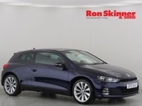 USED 2017 17 VOLKSWAGEN SCIROCCO 2.0 GT TSI BLUEMOTION TECHNOLOGY 2d 178 BHP