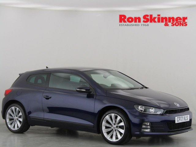 View our 2017 17 VOLKSWAGEN SCIROCCO 2.0 GT TSI BLUEMOTION TECHNOLOGY 2d 178 BHP