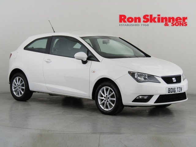 View our 2016 16 SEAT IBIZA 1.0 SE TECHNOLOGY 3d 74 BHP