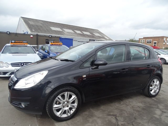 USED 2010 10 VAUXHALL CORSA 1.4 SE 5d AUTOMATIC LOW MILES MUST SEE