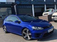 2014 VOLKSWAGEN GOLF 2.0 R DSG 3d AUTO 298 BHP £18250.00