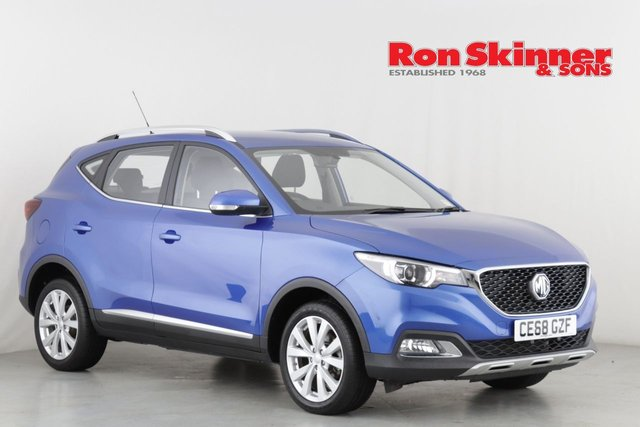 View our 2018 68 MG MG ZS  EXCITE 5d 105 BHP