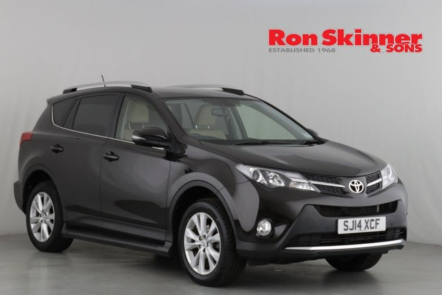 View our 2014 14 TOYOTA RAV4 2.0 D-4D INVINCIBLE AWD 5d 124 BHP