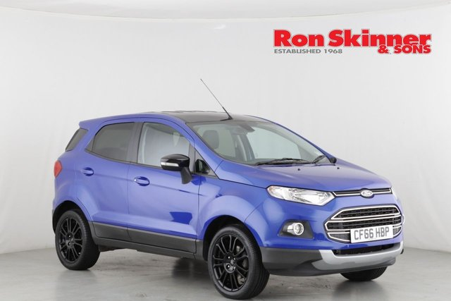 View our 2016 07 FORD ECOSPORT 1.0 TITANIUM S 5d 138 BHP