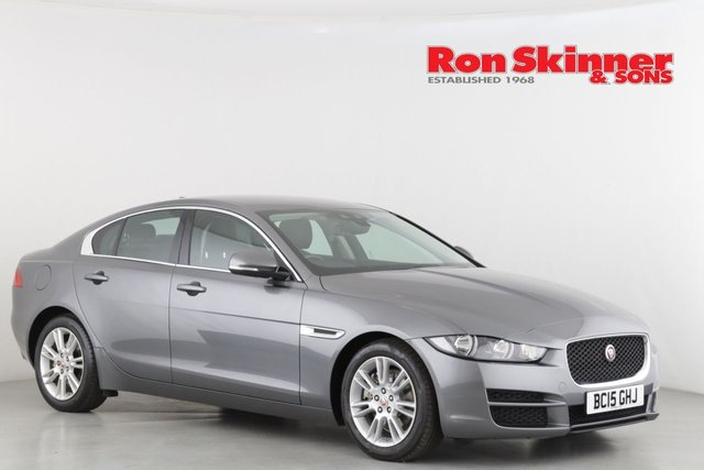 View our 2015 15 JAGUAR XE 2.0 PRESTIGE 4d AUTO 178 BHP