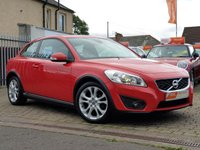 2011 VOLVO C30 1.6 DRIVE SE S/S 3d 113 BHP £3995.00