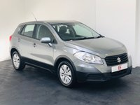 USED 2014 14 SUZUKI SX4 S-CROSS 1.6 SZ3 5d 118 BHP LOW MILES + GREAT PRICE + CHEAP TAX AND INSURANCE