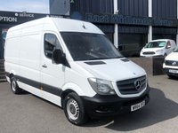 USED 2014 64 MERCEDES-BENZ SPRINTER 313 CDI MWB Hi Roof 2.1 130 BHP 2014 (64) Plate