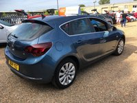 USED 2014 14 VAUXHALL ASTRA 1.6 ELITE 5d 113 BHP FULLY AA INSPECTED - FINANCE AVAILABLE