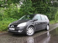 USED 2008 08 RENAULT GRAND SCENIC 1.5 DYNAMIQUE DCI 7STR 5d 106 BHP
