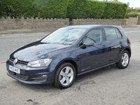 USED 2015 15 VOLKSWAGEN GOLF 1.6 MATCH TDI BLUEMOTION TECHNOLOGY 5d 103 BHP Finance Options Available - Good Credit / Bad Credit