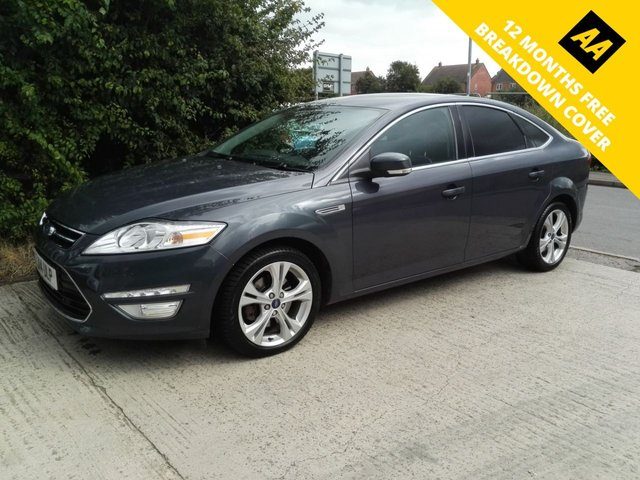 2014 14 FORD MONDEO 2.0 TITANIUM X BUSINESS EDITION TDCI 5d 138 BHP
