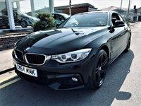 2015 BMW 4 SERIES 3.0 430D XDRIVE M SPORT 2d AUTO 255 BHP £17995.00
