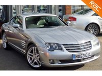 USED 2003 53 CHRYSLER CROSSFIRE 3.2 V6 2dr coupe manual