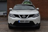 USED 2015 15 NISSAN QASHQAI 1.2 N-TEC DIG-T 5d 113 BHP WE OFFER FINANCE ON THIS CAR