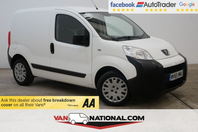 USED 2015 65 PEUGEOT BIPPER 1.2 HDI PROFESSIONAL 75 BHP (AIR CON) * AIR CON * BLUETOOTH * FINANCE AVAILABLE ON THIS VEHICLE *
