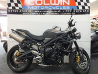 USED 2010 10 TRIUMPH STREET TRIPLE  R 675cc  FSH!!! MINT CONDITION!!!