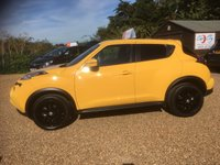 USED 2015 65 NISSAN JUKE 1.2 N-CONNECTA DIG-T 5d 115 BHP FULLY AA INSPECTED - FINANCE AVAILABLE