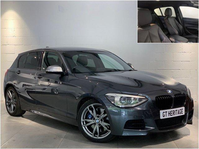 2013 13 BMW 1 SERIES M135I [M PERF EXHAUST][NAV]