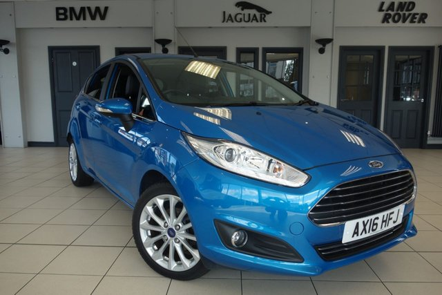 FORD FIESTA at Dace Motor Group