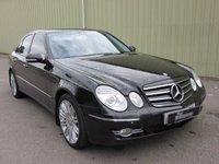 2009 MERCEDES-BENZ E CLASS 3.0 E320 CDI SPORT 4d AUTO 222 BHP £6995.00