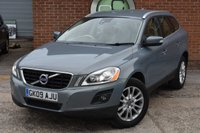USED 2009 09 VOLVO XC60 2.4 D SE LUX AWD 5d AUTO 163 BHP WE OFFER FINANCE ON THIS CAR