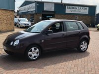 USED 2004 04 VOLKSWAGEN POLO 1.4 SE FSI 5d 85 BHP Part Exchange To Clear open 7 days a week 01536 402161