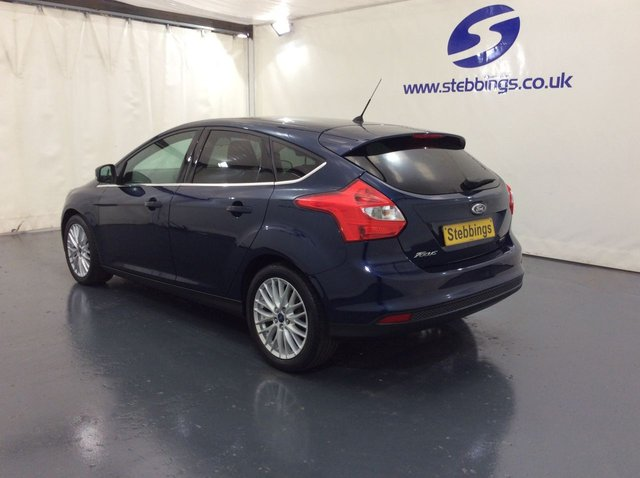 FORD FOCUS at Stebbings
