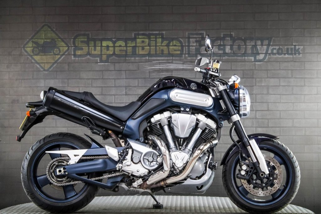 For Sale: Yamaha MT-01 • The Bike Market