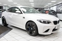 USED 2018 BMW M2 3.0 M2 DCT 365 bHP FBMWSH CARBON H/KARDON CAMERA