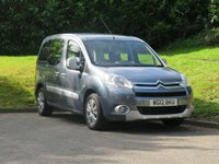 2012 CITROEN BERLINGO 1.6 HDI PLUS 5d 91 BHP £6490.00