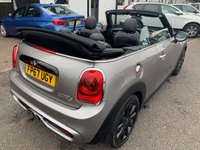 USED 2017 67 MINI CONVERTIBLE 2.0 COOPER S 2d AUTO 189 BHP