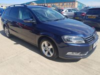 USED 2011 11 VOLKSWAGEN PASSAT 1.6 S TDI BLUEMOTION TECHNOLOGY 5d MOT SERVICE WARRANTY  Cambelt + Water Pump Changed At 122k | Satellite Navigation | £30 Road Tax