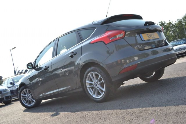 USED 2015 15 FORD FOCUS 1.6 ZETEC TDCI 5d 114 BHP ~ £20 TAX £20 ROAD TAX ~ FULL SERVICE RECORDS ~ 6 MONTHS WARRANTY