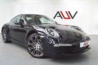 USED 2015 65 PORSCHE 911 MK 991 3.4 CARRERA BLACK EDITION PDK 2d AUTO 350 BHP