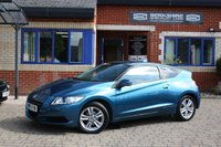 USED 2012 12 HONDA CR-Z 1.5 I-VTEC IMA SPORT 3d 113 BHP Full Service History! Excellent Condition!