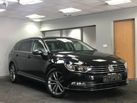 USED 2015 15 VOLKSWAGEN PASSAT 2.0 GT TDI BLUEMOTION TECHNOLOGY 5d 148 BHP