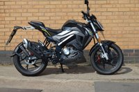 USED 2019 19 KEEWAY RK 125 CC 1 OWNER FROM NEW LOW MILEAGE