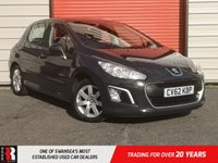 USED 2012 62 PEUGEOT 308 1.6 E-HDI SR 5d 112 BHP Air Conditioning