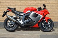 USED 2016 66 HYOSUNG GT 124cc GT 125 RC  ONLY 1 OWNER FROM NEW LOW MILEAGE