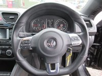 USED 2013 63 VOLKSWAGEN SCIROCCO 2.0 GT TDI BLUEMOTION TECHNOLOGY 2d 140 BHP