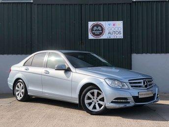 2013 MERCEDES-BENZ C 220 BlueEFFICIENCY Executive SE 4dr Auto £8995.00