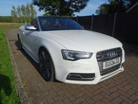 USED 2012 12 AUDI A5 3.0 S5 TFSI QUATTRO S/S 2d AUTO 333 BHP 1 PRE OWNER, FULL SRV HISTORY