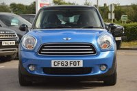USED 2014 63 MINI COUNTRYMAN 1.6 Cooper D (Pepper) 5dr FINANCE AVAILABLE